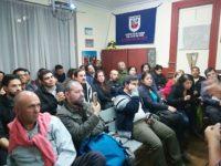 Conversando de seguridad en montaña con Andino Club Pamir