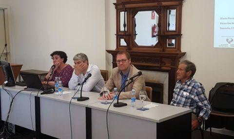 Socio de la ONG CSME expone en importante curso de País Vasco