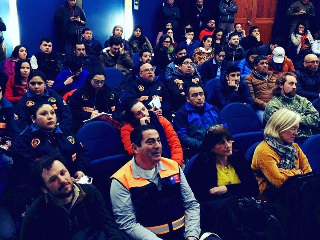 Gran convocatoria tuvo seminario de Turismo Aventura en Puerto Varas